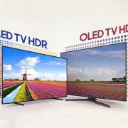مقایسه QLED و OLED